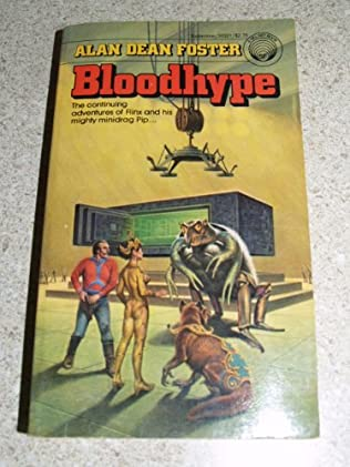 book cover of Bloodhype