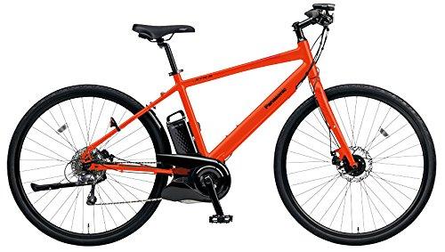 Panasonic(パナソニック) 2018年モデル ジェッター BE-ELHC 電動アシスト自転車 専用急速充電器付 B07DRB5J2N 44 K:マットバーニングリーブス K:マットバーニングリーブス 44