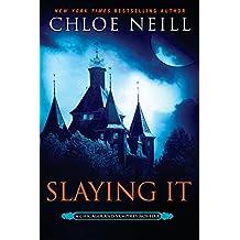 Slaying It (Kindle Single) (Chicagoland Vampires)
