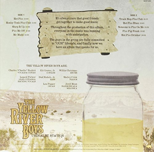 YELLOW RIVER BOYS - Urinal St. Station - Amazon.com Music
