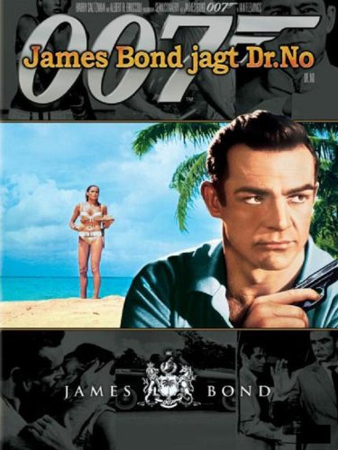 James Bond 007 jagt Dr. No Film