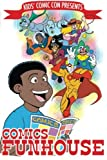 img - for Kids' Comic Con Comics Funhouse book / textbook / text book