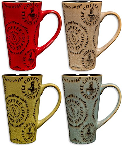 Colorful Tasty Ceramic Coffee Handle product image