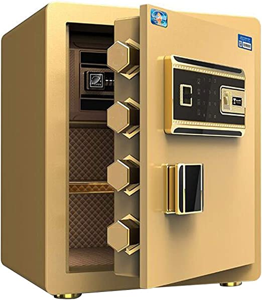 Convencionales Cajas Fuertes Caja Fuerte electrónica for el hogar ...
