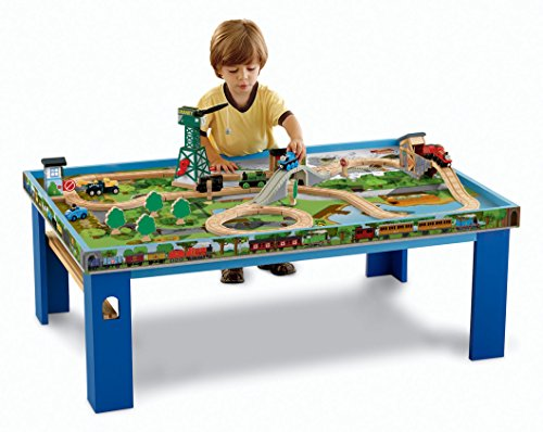 Fisher-Price Thomas & Friends Wooden Railway, Island of Sodor Playtable