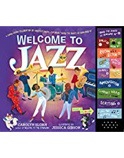 """Welcome to Jazz: A Swing-Along Celebration of America's Music, Featuring """"When the Saints Go Marching In"""""""