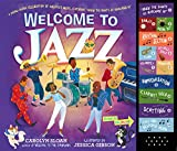 img - for Welcome to Jazz: A Swing-Along Celebration of America's Music, Featuring