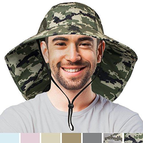 4a596e8e5caab Premium Outdoor Sun Hat for Men