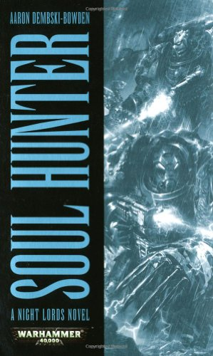 book cover of Soul Hunter