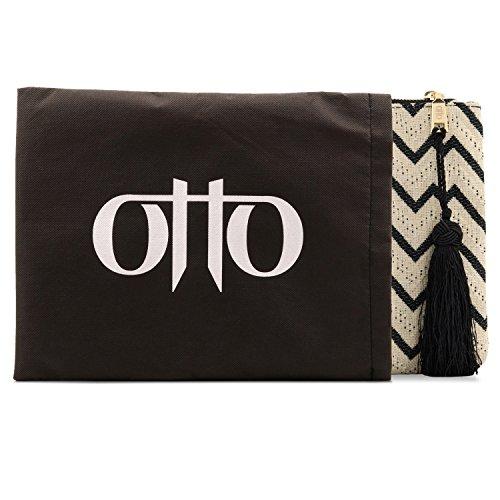 et Porte monnaie Tr porte pour carte Femme Otto Pochette tXwFT