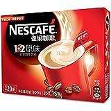 雀巢咖啡1+2系列原味20包(15g*20)300g