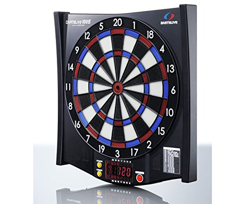 DARTSLIVE-100S 15.5 inches [darts live-100S] [home] [dart board soft dart] (japan import) by DARTSLIVE-100S