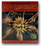 Natchitoches Mini Crawfish Pies (5 Units Included per Order)