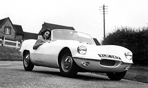 1958 Elva Courier MK I Automobile Photo Poster by AutoLit