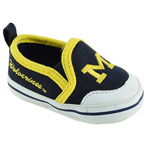Michigan Wolverines Shoe - 1