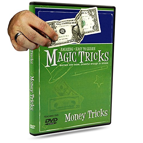 (Magic Makers Magic Tricks You Can Master: Money Tricks by Instructional Magic Training)