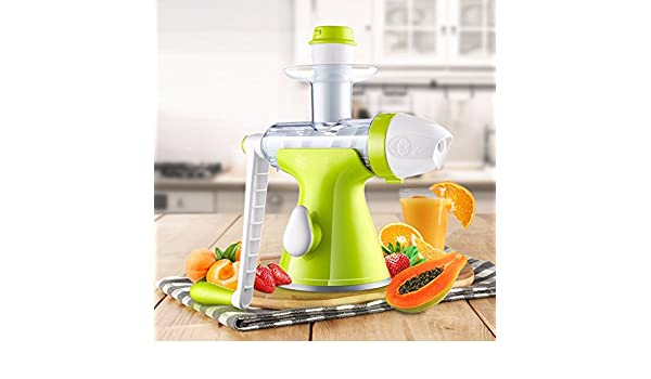 Compra Foucs AZ Frutas Verduras exprimidor Manual – Succión Base ...