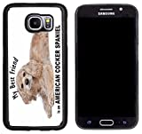 Best Rikki Knight LLC Friends Galaxy S6 Cases - Rikki Knight My Best Friend is American Cocker Review