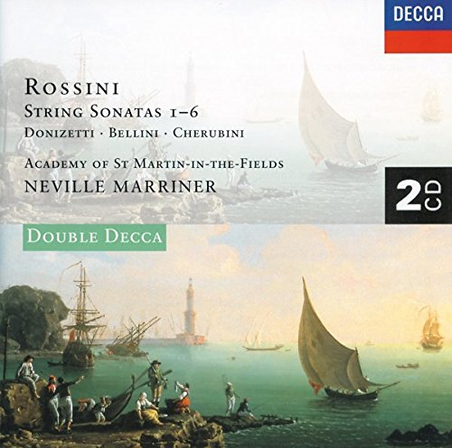Rossini: String Sonatas 1 - 6