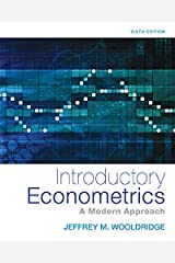 Introductory Econometrics: A Modern Approach - Standalone Book Hardcover