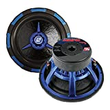 Power Acoustik 12' Woofer Dual 4 Ohm 2500W Max