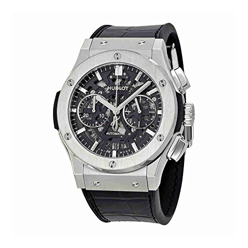 Hublot Classic Fusion Men's Chronograph Watch - 525.NX.0170.LR