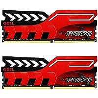 GeIL EVO FORZA 16GB (2 x 8GB) PC4-21330 2666MHz DDR4 288-Pin DIMM Desktop Memory