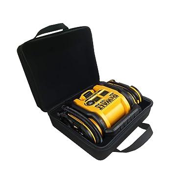 Younigo Hard Travel Case for DEWALT DCC020IB 20V Max Inflator with 20v Battery