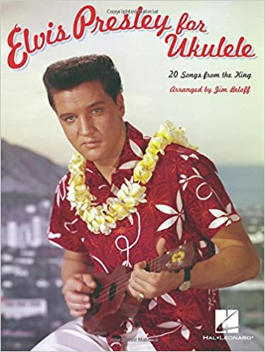 Amazon Elvis Presley For Ukulele 0884088281984 Elvis Presley