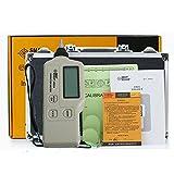 AR63A Digital Handheld Vibration Meter Data Logger Digital Pen Vibration Tester Meter with Vibrometer Meter Tester Gauge Vibrating Gauge Acceleration Range 0.1 to 199.9m/s2 Color White