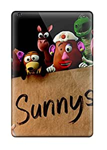 Ipad Mini Case Cover - Slim Fit Tpu Protector Shock Absorbent Case (toy Story ) 8050255I37958488