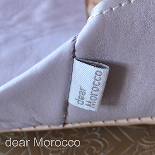 Lavender Babouche Sheepskin Morocco Dear Slippers Simple qxXAxEwH