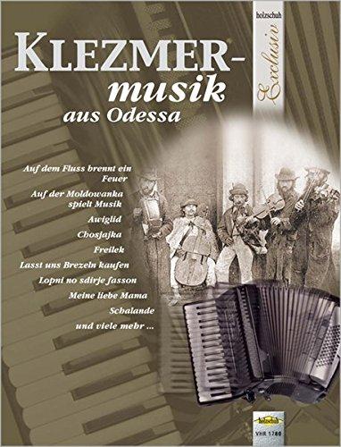 Holzschuh Exclusiv: Klezmermusik aus Odessa