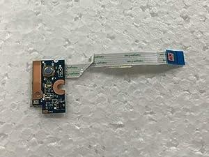 New for HP G42 G56 G62 G72 COMPAQ CQ42 CQ56 CQ62 CQ72 Power Button Board 4EAX1PB0000