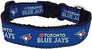 All Star Dogs Official Toronto Blue Jays Adjustable Collar