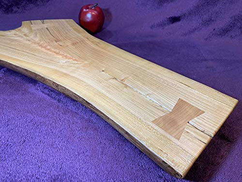 Solid Cherry wood table runner. 22