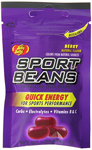 Beans Sport Berry (Jelly Belly Berry Sport Jelly Beans, 1-Ounce (Pack of 24))