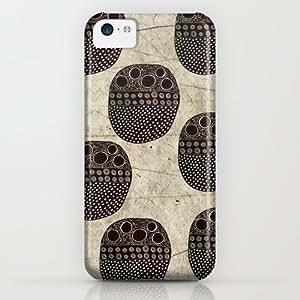 Polka Scarab Ipod Touch 5 Case by Finn Wild