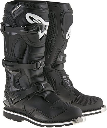 Alpinestars Men's Tech 1 AT Boots (Black, Size 12) (Alpina Alpine Boot)