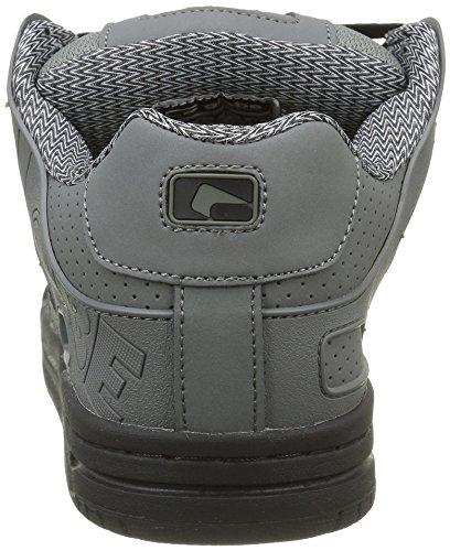 Charcoal Uomo Globe Sneaker Nero Tilt Black qCwI8