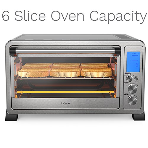how to use a convection oven for pizza