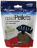 Aqueon Cichlid Food Mini Pellets, 4-1/2-Ounce