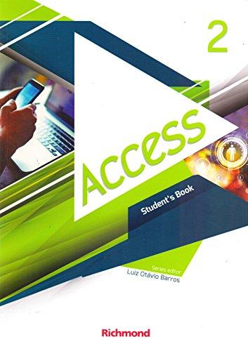 Access 2. Livro do Aluno