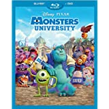 Monsters University (Blu-ray Combo Pack)