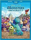 Monsters University (Bilingual) [Blu-ray + DVD]