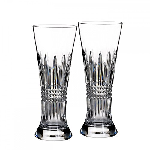 Waterford Crystal Pilsner - Waterford Lismore Diamond Pilsner, Set of 2