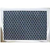 GE JX81B, WB02X10733, Microwave Recirculating Charcoal Filter