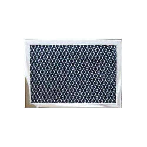 GE JX81B, WB02X10733, Microwave Recirculating Charcoal Filter (Ge Recirculating Charcoal Filter)