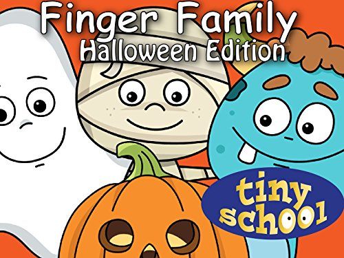 Finger Family Halloween Edition - Tinyschool]()