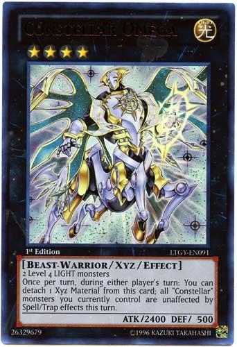 yugioh beast warrior xyz